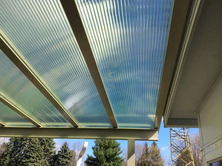 See Through Patio Cover Cuyahoga Falls Canton Aluminum