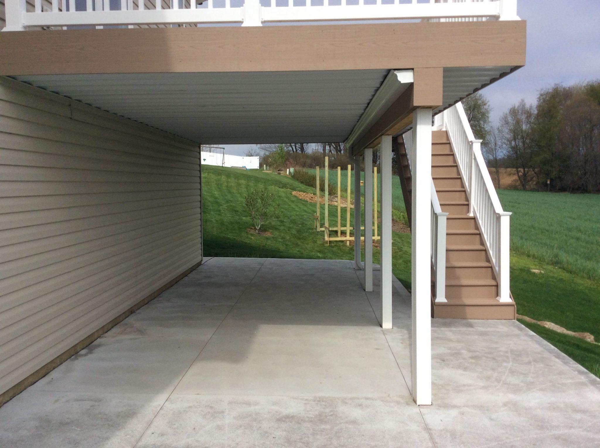 patio install
