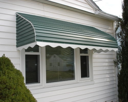 step down awning install picture
