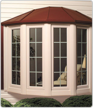 bay window instllation picture