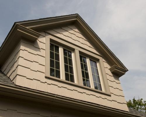 casement window installation photo