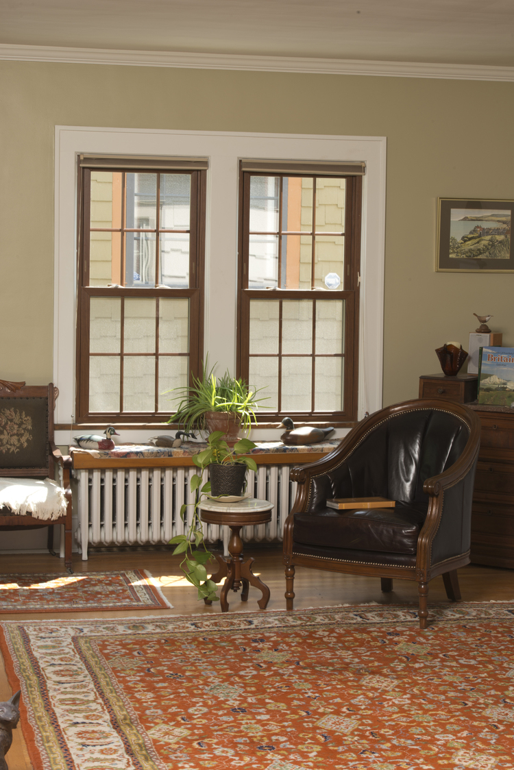 double hung window image