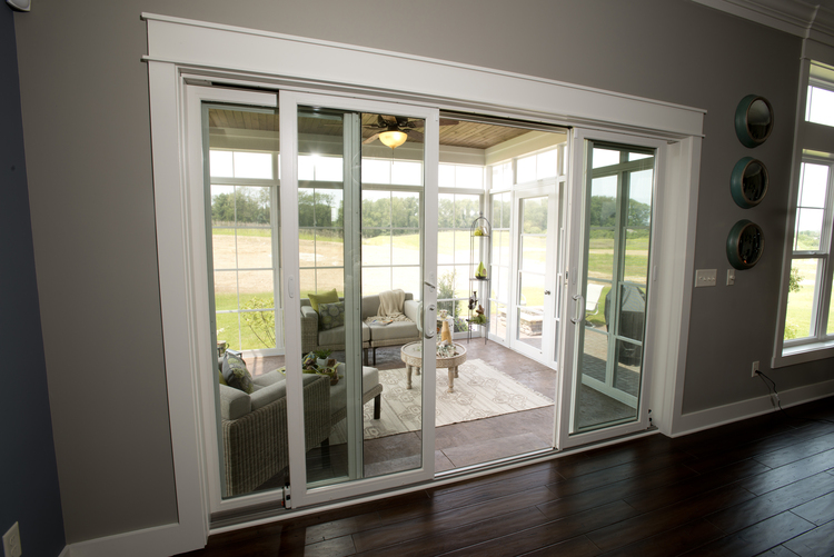 patio door image