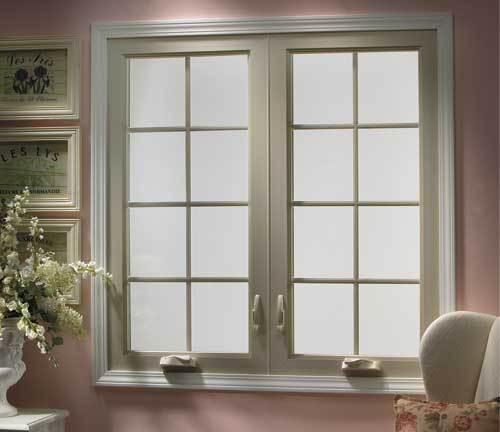 double casement window install image