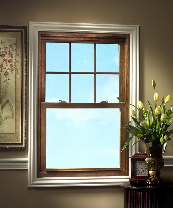 double hung window photo