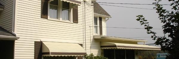 Metal Aluminum Awnings Patios Homes Decks And More