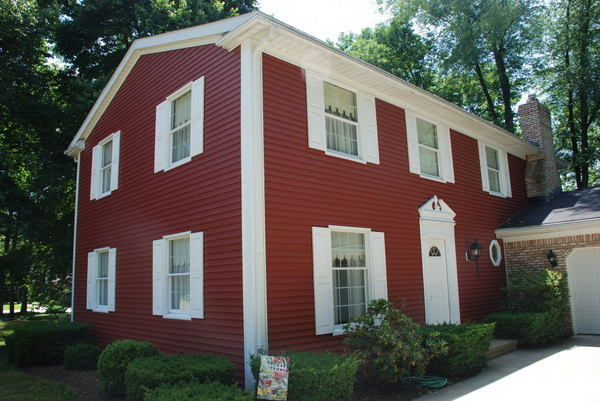 insulated vinyl siding installation image