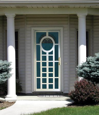security door installation image