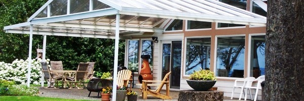 Charmant ... Transparent Patio Cover Image ...