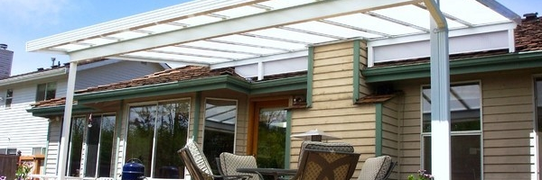 ... Transparent Patio Cover Image ...