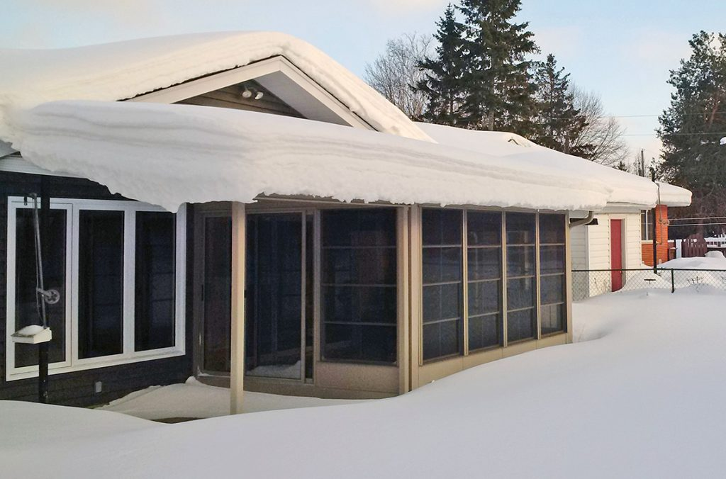 Maximize Your 3 Season Room This Winter Canton Aluminum